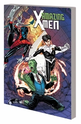 Picture of Amazing X-Men Vol 03 SC Once and Future Juggernaut