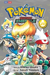 Picture of Pokemon Adventures GN VOL 28