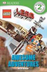 Picture of DK Readers Level 2 LEGO Movie Awesome Adventures