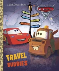 Picture of Cars Travel Buddies Little Golden Book