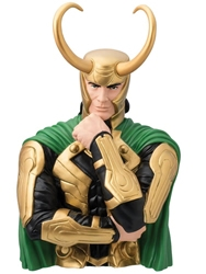 Picture of Loki PVC Bust Bank