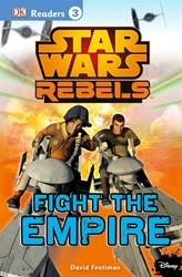 Picture of DK Readers Level 3 Star Wars Rebels  Fight the Empire