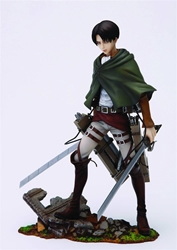 Picture of Attack on Titan Levi Brave-Act PVC Figure