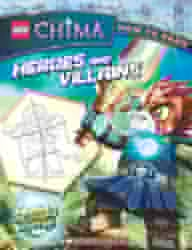 Picture of LEGO Legends of Chima How to Draw Heroes and Villains