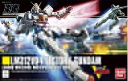 Picture of Gundam 1/144 #165 HGUC Universal Century LM312V04 Victory Gundam Model Kit