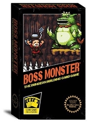 Picture of Boss Monster Dungeon Building Card Game revised