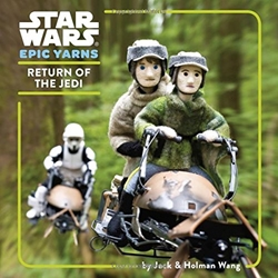 Picture of Star Wars Epic Yarns Return of the Jedi HC