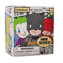 "Picture of DC Universe 3"" Mini Series Blind Box"