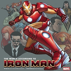 Picture of World According to Iron Man HC