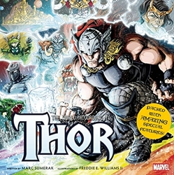 Picture of World According to Thor HC