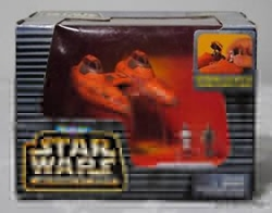 Picture of Star Wars Bespin Twin-Pod Cloud Car Action Fleet Micro Machines Figure