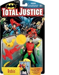 Picture of Total Justice Robin Action Figure