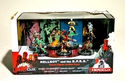 Picture of HeroClix Hellboy BPRD Action P