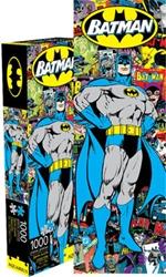 Picture of Batman Retro 1,000 Piece Slim Puzzle