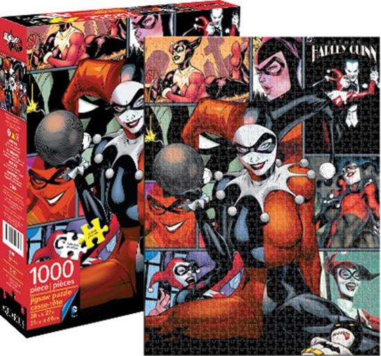 harleyquinn1000piecepuzzle