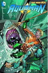 Picture of Aquaman (2011) Vol 05 SC Sea of Storms