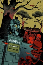 Picture of Arkham Manor Vol 01 SC