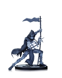 Picture of Scarecrow Black and White D'Anda Statue