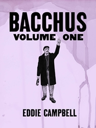 Picture of Bacchus Omnibus Edition GN VOL 01