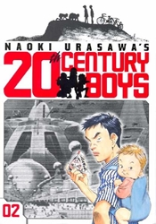 Picture of Naoki Urasawa 20th Century Boys Vol 02 SC