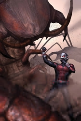 Picture of Ant-Man Larger than Life #1