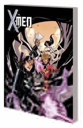 Picture of X-Men Vol 05 SC Burning World