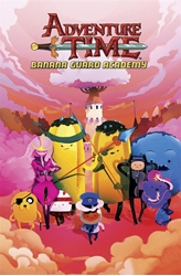 Picture of Adventure Time Banana Guard Academy Vol 01 SC