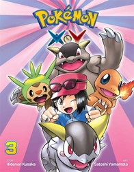 Picture of Pokemon XY GN VOL 03