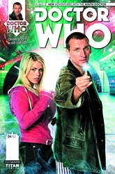 Picture of Doctor Who 9th Doctor #4 Photo Cover