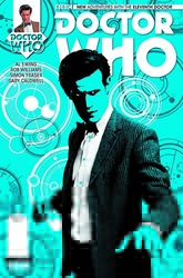 Picture of Doctor Who 11th Doctor #14 Photo Cover