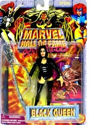 Picture of X-Men Black Queen She-Force Marvel Hall of Fame Action Figure