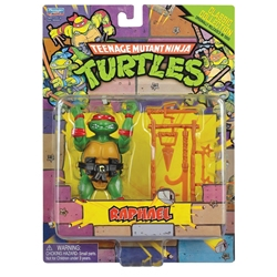 Picture of Teenage Mutant Ninja Turtles Raphael Classic Collection Action Figure