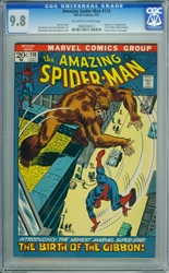 Picture of Amazing Spider-Man #110