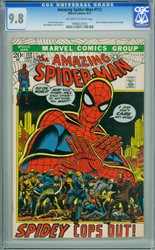 Picture of Amazing Spider-Man #112