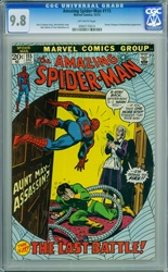 Picture of Amazing Spider-Man #115