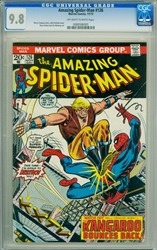 Picture of Amazing Spider-Man #126