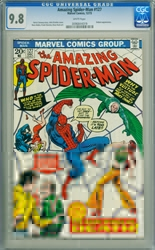 Picture of Amazing Spider-Man #127