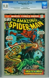 Picture of Amazing Spider-Man #132