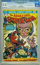 Picture of Amazing Spider-Man #138
