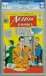 Picture of Action Comics #282