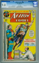 Picture of Action Comics #404