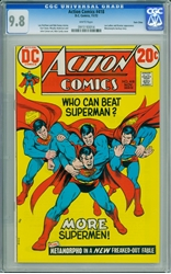 Picture of Action Comics #418