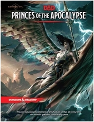 Picture of Dungeons & Dragons RPG Princes of the Apocalypse