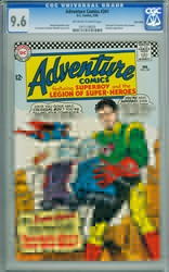 Picture of Adventure Comics #341