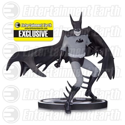 Picture of Batman Black and White Tony Millionaire Statue