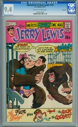 Picture of Adventures of Jerry Lewis #123