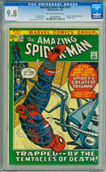 Picture of Amazing Spider-Man #107