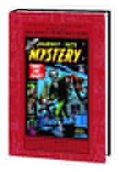 Picture of Marvel Masterworks Atlas Era Journey Into Mystery HC