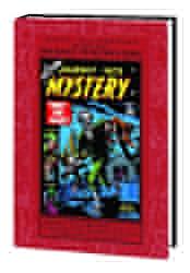 Picture of Marvel Masterworks Atlas Era Journey Into Mystery HC