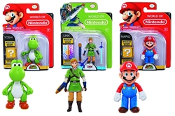 Picture of Nintendo Super Mario Yoshi 4-inch Action Figure